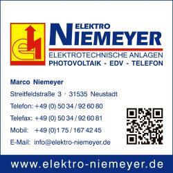 Firma Elektro Niemeyer